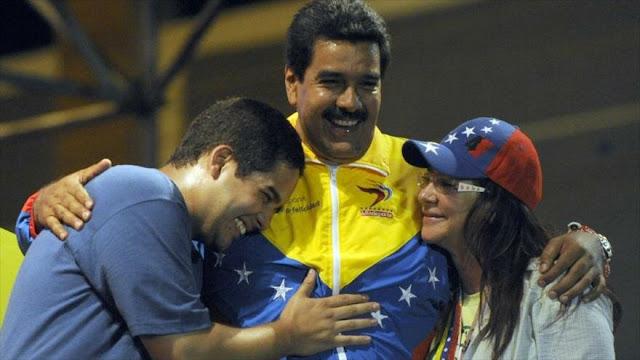 EEUU sanciona al hijo del presidente de Venezuela, Nicolás Maduro