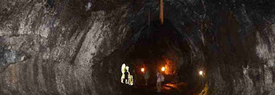 Lava Tubes Found On Moon And Mars Are Suitable For Human Life - Up to 1,000 Times Wider Than Those on Earth