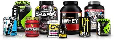 المكملات الغذائية : أفضل بروتين لِتضخيم العضلات للمبتدئين بِدون أضرار