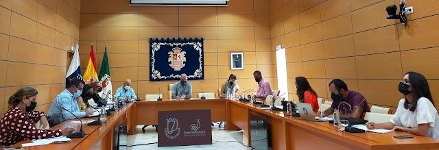 Sergio Lloret, presidente del Cabildo de Fuerteventura pide a la comisión de investigación de la residencia que indique las presuntas irregularidades detectadas