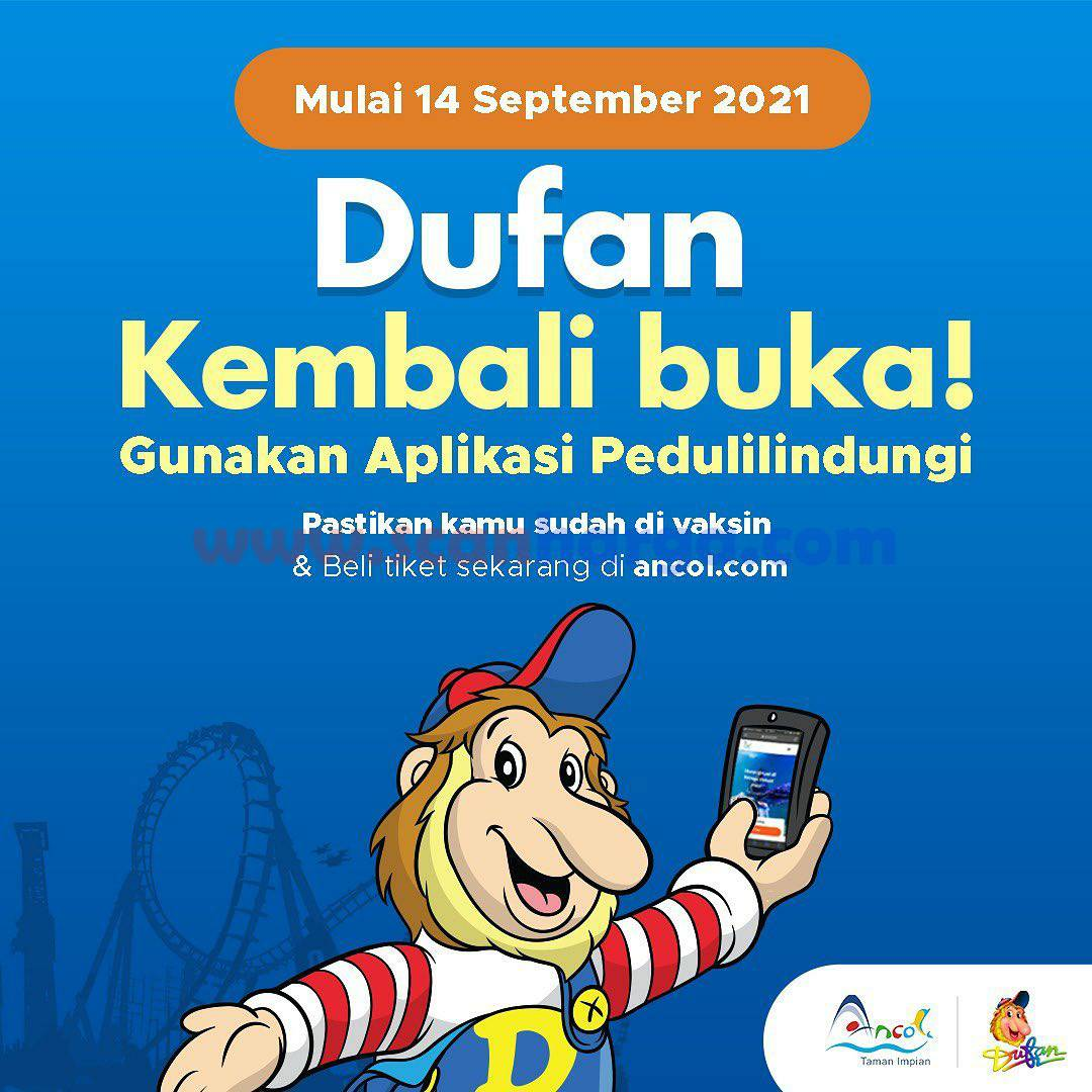 Promo Dufan Terbaru Periode September 2021