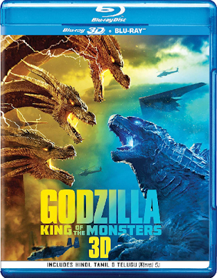 Godzilla King of the Monsters [2019] [BD25] [3D] [Latino]