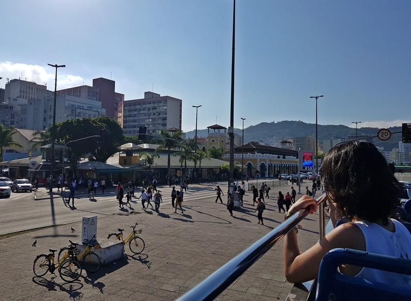Ônibus Turistico Florianópolis