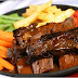 Cara Membuat Resep Burger Steak Beef Onion