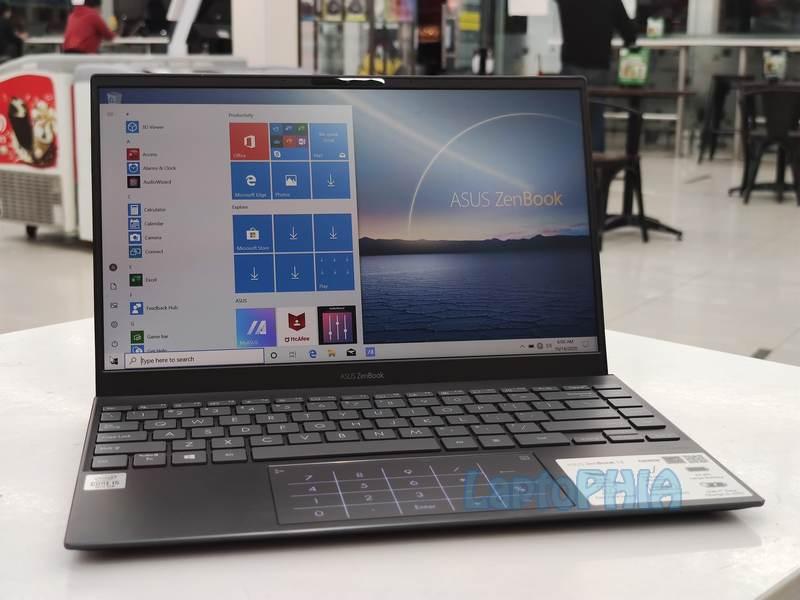 Review Asus Zenbook 13 UX325JA