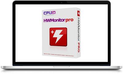 CPUID HWMonitor Pro 1.41 Full Version