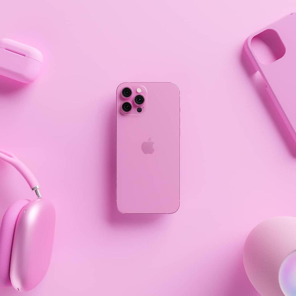 Sắc hồng sẽ giúp iPhone 13 ăn khách hơn? (Ảnh: 6Park)