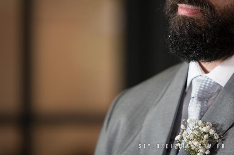 noivo barbudo