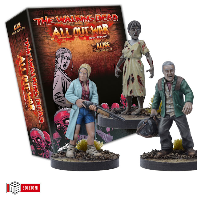 TWD - ALICE - PACK WAVE 4