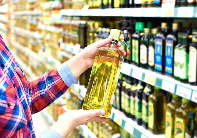 Having cooked oils confused? A short guide