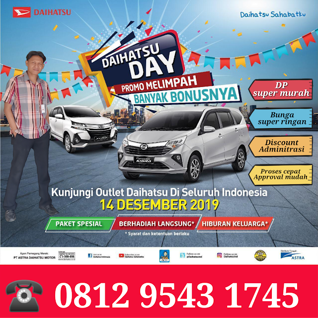 PROMO SPESIAL SHOWROOM EVENT