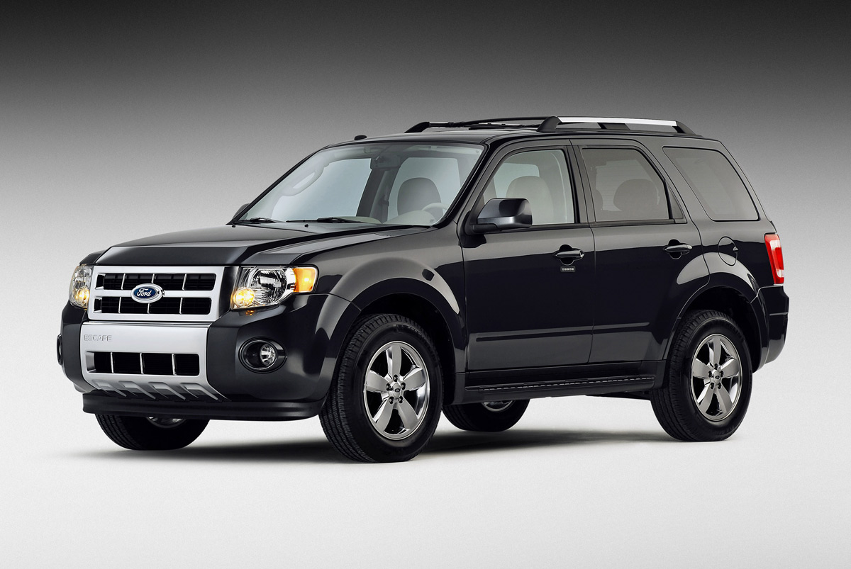World Of Cars: Ford Escape Information And Reviews