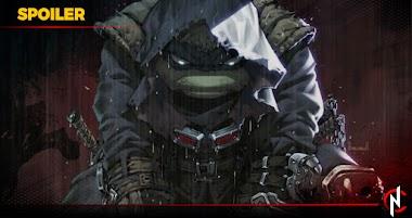 THE LAST RONIN   Revelada a identidade da Tartaruga Ninja sobrevivente!