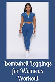 Bombshell Leggings for Women's Workout