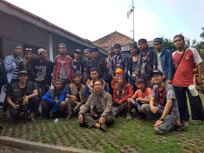SILATUL UKHUWAH  dengan anak punk di Bogor