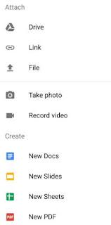 Cara Mengirim Video Lewat Google Classroom