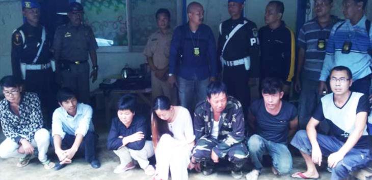 Tempuh Medan Berat dan Penuh Rintangan! Beginilah Kronologis Penggerebekan Kampung Tiongkok di Hutan Bogor