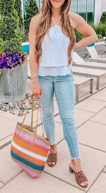 45 Cute Simple Outfits for Summer 2019