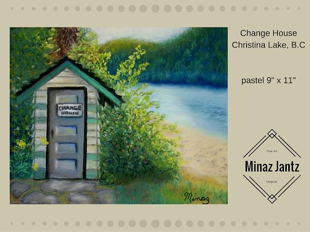 Change House by Minaz Jantz