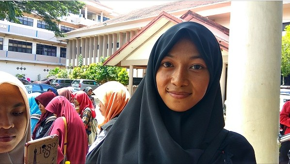 Temukan Solusi Baca Qur'an Untuk Tunanetra, Mahasiswi Ini Mendapatkan Undangan Ke Madinah
