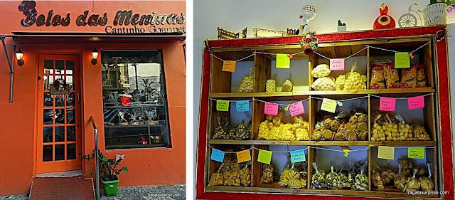 Bolos das Meninas, casa de doces em Salvador