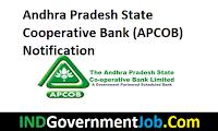 Andhra Pradesh State Cooperative Bank (APCOB)