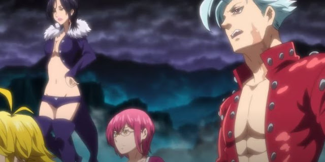 The Seven Deadly Sins Season 5 Episode 19: Release date and time?