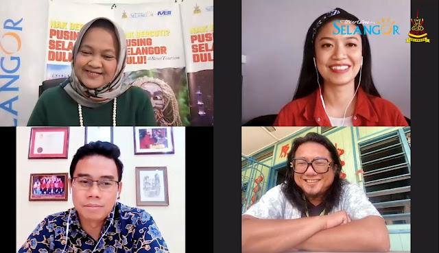 The Key To Sustainable Tourism, Tourism Selangor, e-Travel Talk, Ninja Private Kitchen, Zung Heng, Mohd Rezwan Bin Alias, Shazni Shazwani, Travel