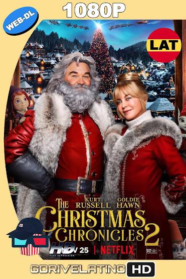 Las Crónicas de Navidad 2 (2020) NF WEB-DL 1080p Latino-Ingles MKV