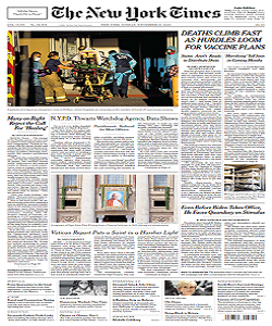 The New York Times Magazine 15 November 2020 | The New York News | Free PDF Download