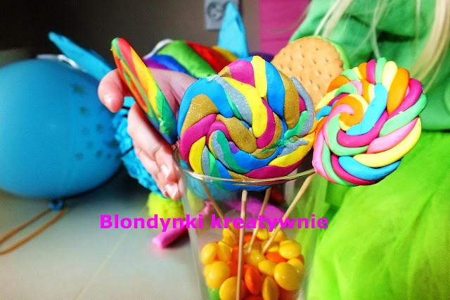 Tęczowe słodkości