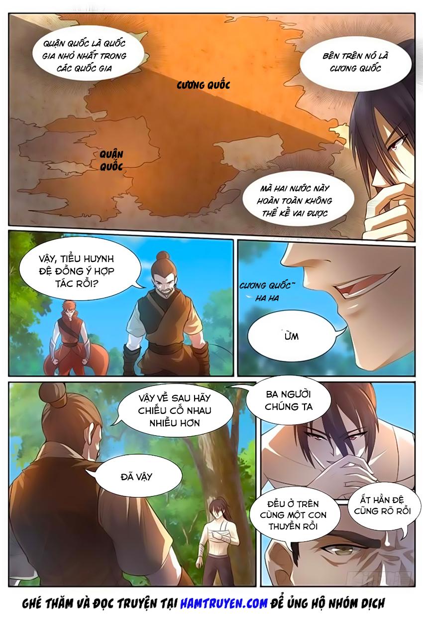 Ngự Thiên chap 11 - Trang 2