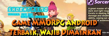 5 Game MMORPG Android, Keren Banget Cocok Untuk Pemula