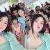 Dân mạng truy tìm info cô gái nóng bỏng chụp ảnh cùng học sinh