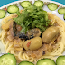 Sardine Vege Spaghetti Recipe with Ayam Brand Malaysia