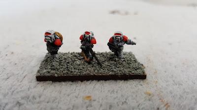 Nova Federation Infantry 1