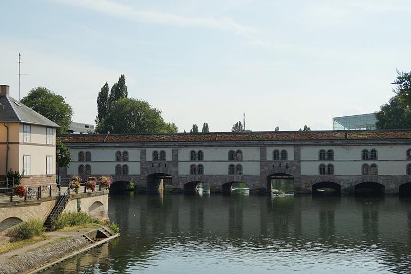 Vauban Wehr Strasbourg | Reisetipps für einen Tag in Strasbourg