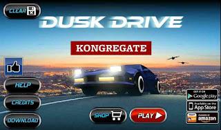 لعبة Dusk Drive اونلاين