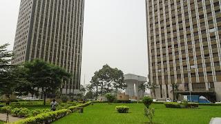 Abidjan Twin towers
