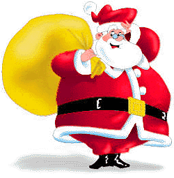 Santa Claus clip art christmas coloring.filminspector.com