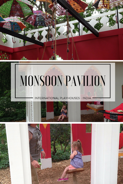 Cheekwood Botanical Gardens - Monsoon Pavilion Playhouse