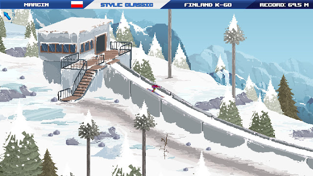 Ultimate Ski Jumping 2020