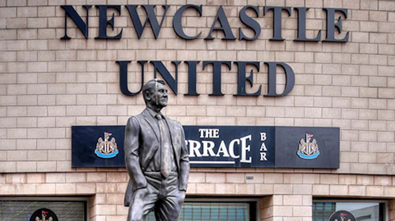 Selangkah Lagi Miliki Pangeran Arab Saudi  Newcastle United