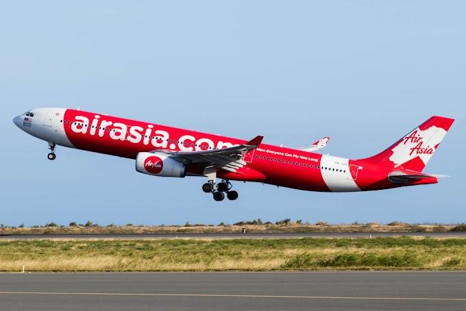 AirAsia X busca ayuda de deuda con vuelos improbables hasta 2021