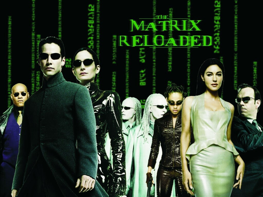 Матрица:  Перезагрузка 2003