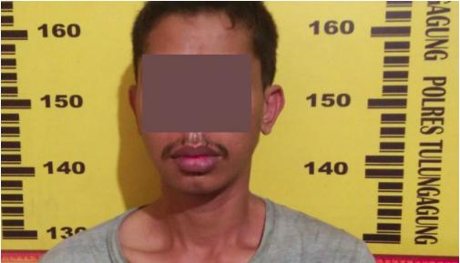 Polisi Menangkap Pelaku Curanmor Di Sumberdadi-Sumbergempol