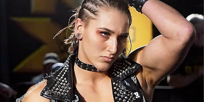 Rhea Ripley Talks Charlotte Carrying the Title, Her WrestleMania Match, More