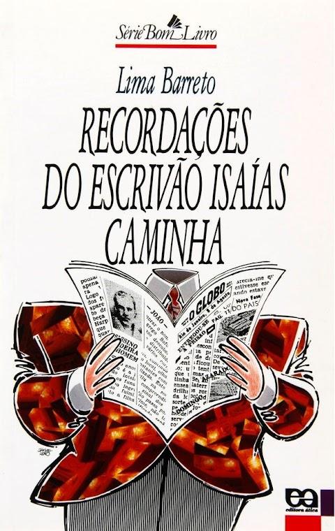 """Em """"Recordações do Escrivão Isaías Caminha"""", Lima Barreto critica jornalismo brasileiro de outrora (e de hoje)"""