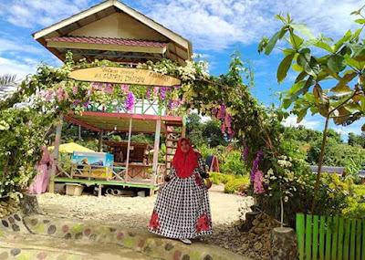 Taman Bunga Sipaga - Paga