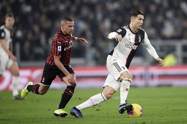 Juventus Vs AC Milan-IGcristiano